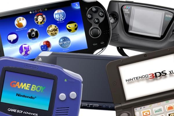 Gaming,Handheld Consoles