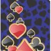 Jack Parrot CardS030 for BlackBerry Bold 9700 Black Berry Bold 9700 Mobile Skin