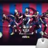 Pinaki FC barcelona 14 Mousepad