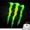 Pinaki Green Monster Mousepad