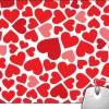 Pinaki Heart Design Mousepad