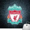 Pinaki Liverpool Football Club Mousepad