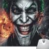Pinaki Scary Joker Mousepad
