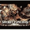 Pinaki Secret Ponchos Gaming Mousepad