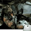 Pinaki Wolf the Driver Mousepad