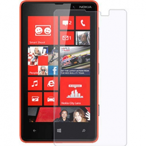 Ascension Screen Guard For Nokia Lumia 820 - Pack Of 2