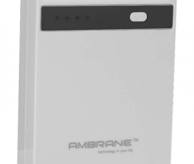 Ambrane P-1000 (STAR) 10400 mAh Power Bank