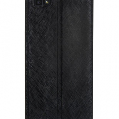 Sellnxt Leather Flip Cover For Xolo Black 1x - Black