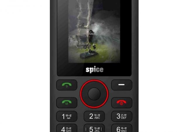 Spice Boss M-5502 Black