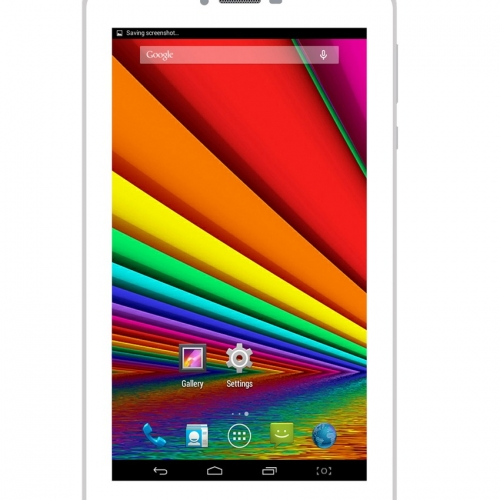 Uni Uni 17.7cm Dual Sim 3g Dual Core Hd Tablet 2+5 Mp Camera Android 4gb 4gb 3g Calling