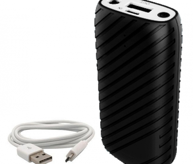Unic Un32-b 8000 Mah Bar Powerbank - Black