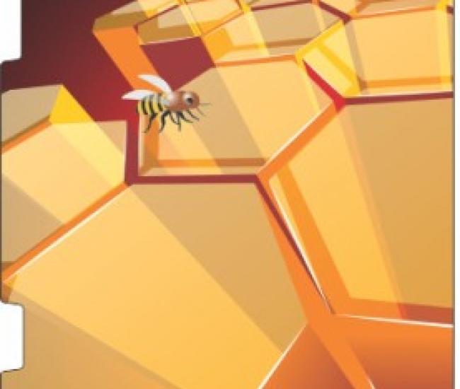 Jack Parrot Bee 029 for Apple iPad Mini Apple iPad Mini Mobile Skin