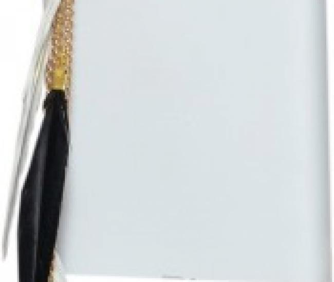 GooDiT Mobile Jewelry Mask Father - Design Audio Jack Black Anti-dust Plug