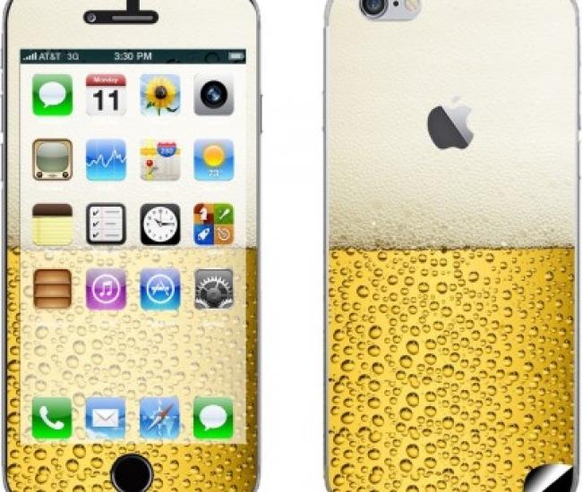Skintice SKIN36566 Apple iPhone 6 Plus Mobile Skin