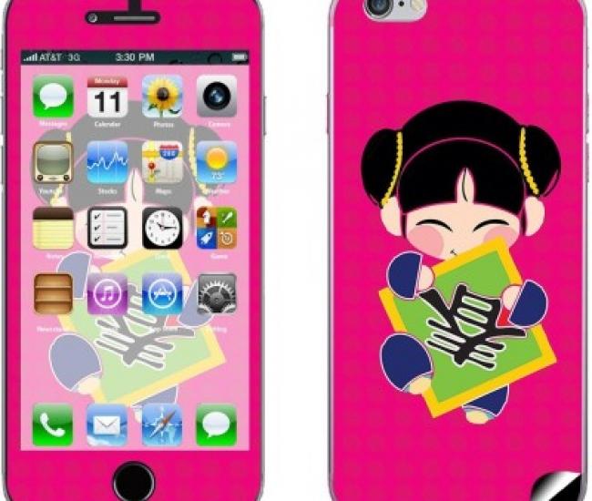 Skintice SKIN36605 Apple iPhone 6 Plus Mobile Skin