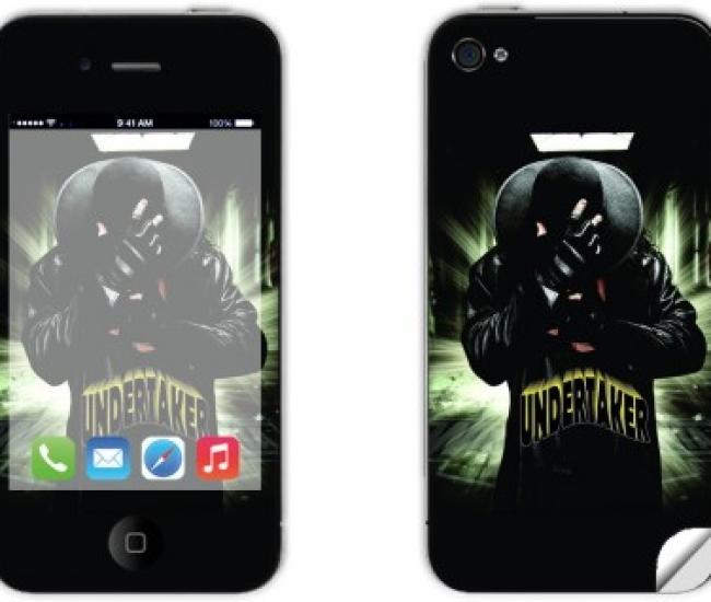 Skintice SKIN5349-fk Apple iPhone 4 Mobile Skin