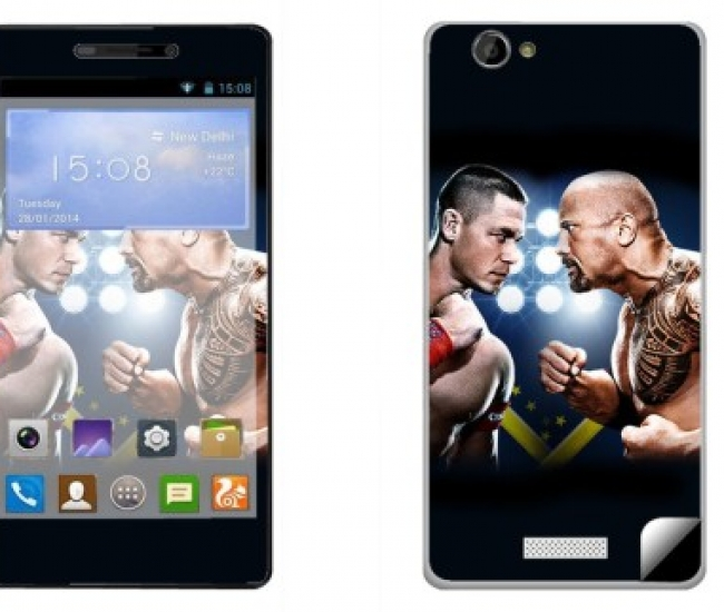 Skintice SKIN6451-fk Gionee M2 Mobile Skin