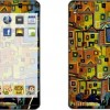 Skintice SKIN6885-fk Micromax Canvas Fire 2 A104 Mobile Skin