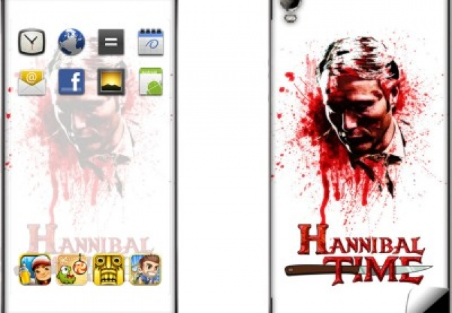 Skintice SKIN6910-fk Micromax Canvas Fire 2 A104 Mobile 			Skin
