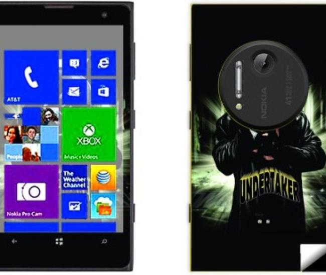 Skintice SKIN9149-fk Nokia Lumia 1020 Mobile Skin