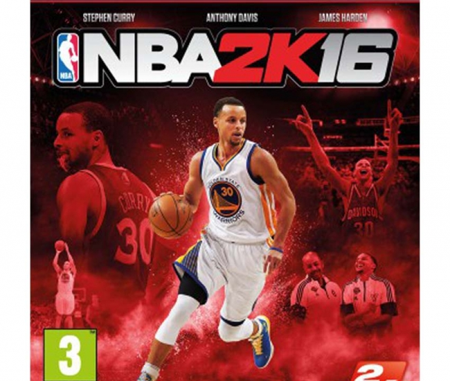2k Sports Nba 2k16 For Ps3