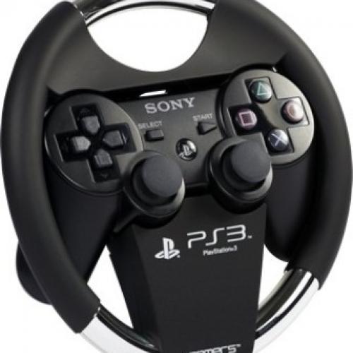 4gamers Compact Racing Wheel  Joystick