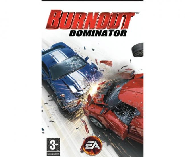 Burnout : Dominator PSP