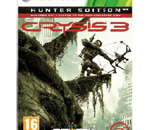 Crysis 3 (Hunter Edition) Xbox 360