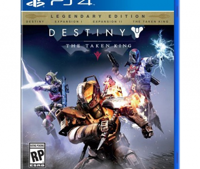 Destiny : The Taken King Legendary Edition For Ps4