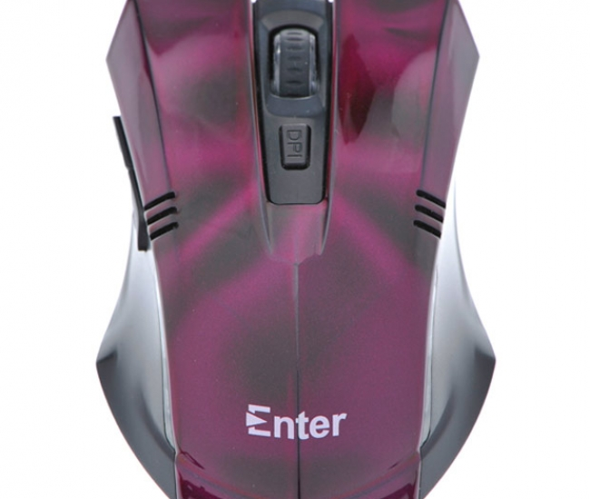 Enter Wireless Gaming Mouse E-101GMW