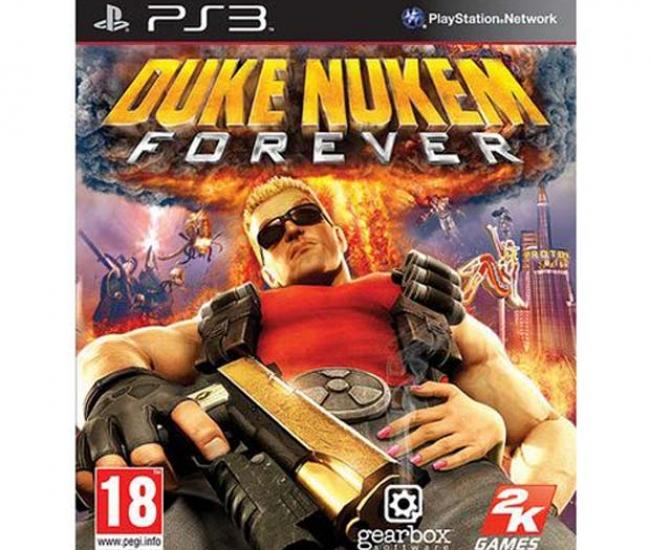 Duke Nukem - Forever PS3