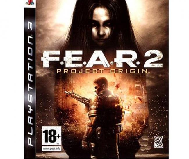 Fear 2: Project Origin Ps3