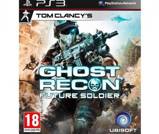 Ghost Recon Future Soldier PS3