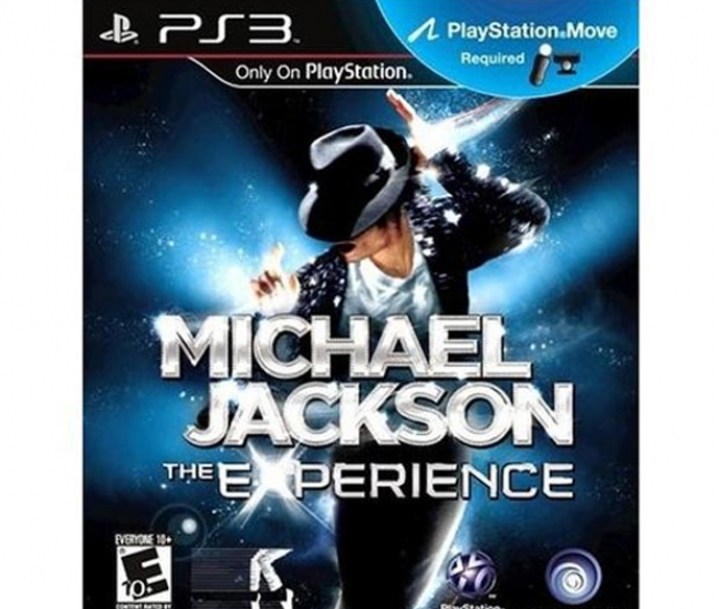 Michael Jackson Experience (Move) PS3