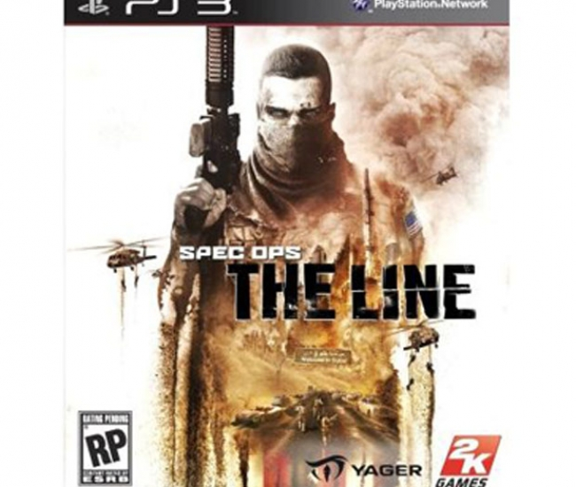 Spec Ops - The Line PS3