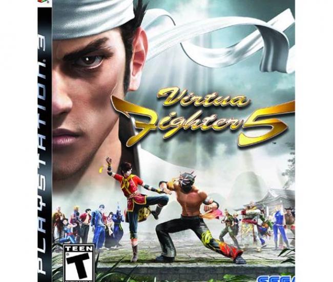 Virtua Fighter V PS3