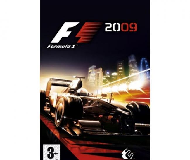 Formula One F1 2009 PSP