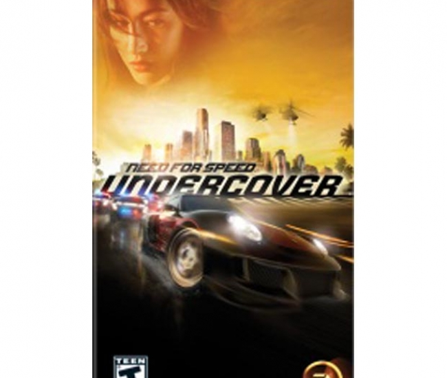 Need for Speed - Undercover PSP