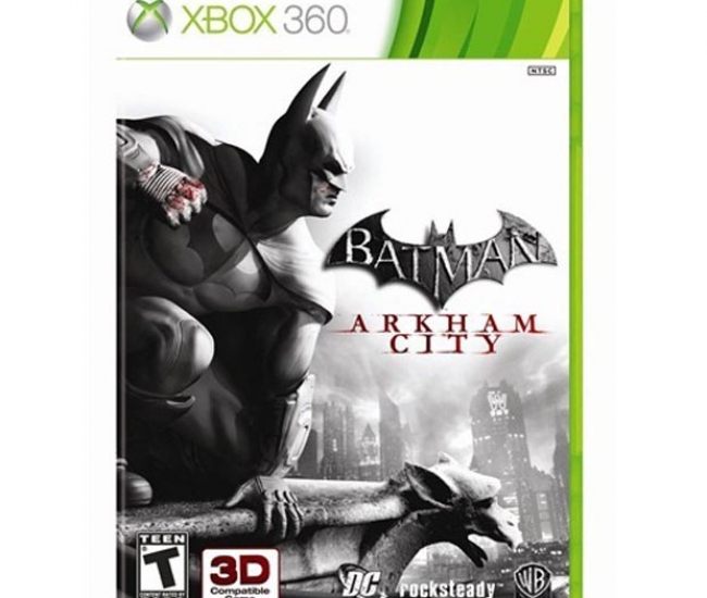 Batman Arkham City Xbox 360