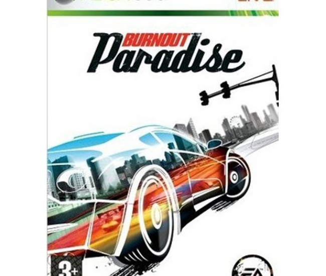 Burnout : Paradise Xbos 360