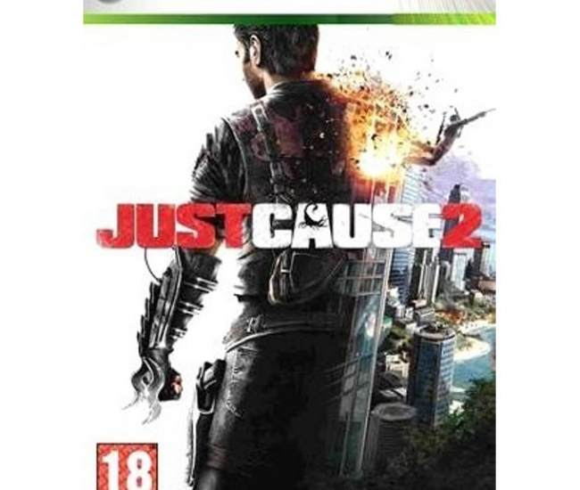 Just Cause II Xbox 360