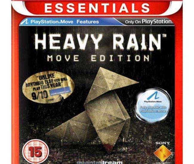 Heavy Rain Move Edition PS3 (Move Required)