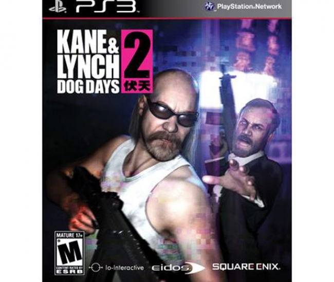 Kane & Lynch 2 : Dog Days (Limited Edition) PS3