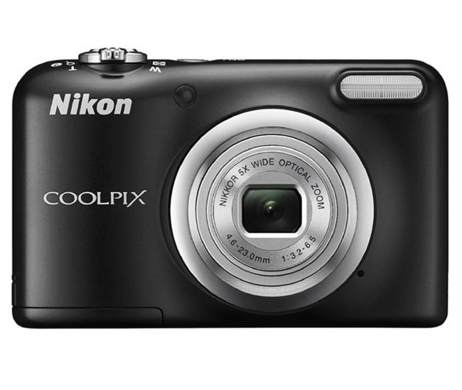 Nikon Coolpix A10 16.1mp Digital Camera - Black