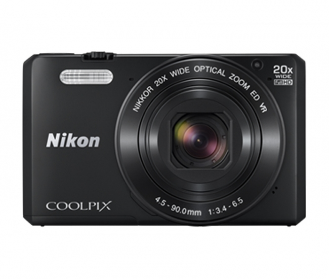 Nikon Coolpix S7000 16.0mp Digital Camera (black)