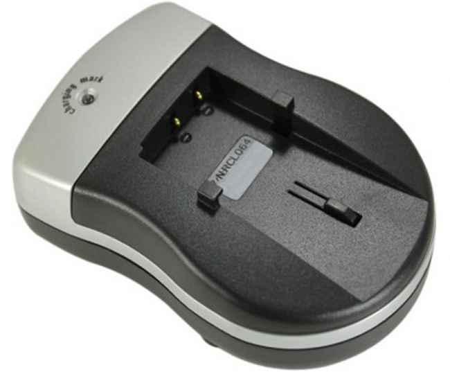 Power Smart Black Quick Charging For Cas Np60 Digi Camcorder