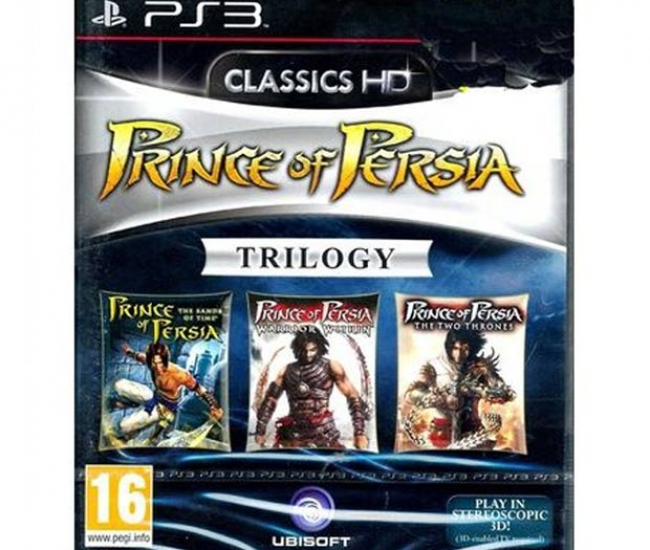 Prince of Persia - Triology PS3