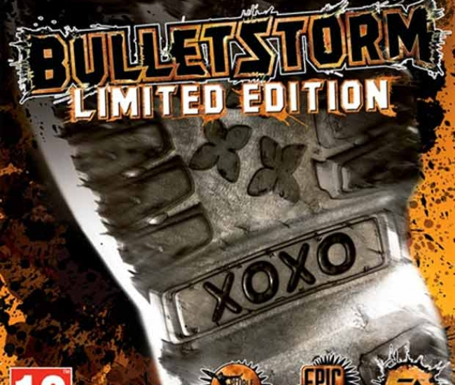 Ps3 Bulletstorm Limited Edition Action Adventure