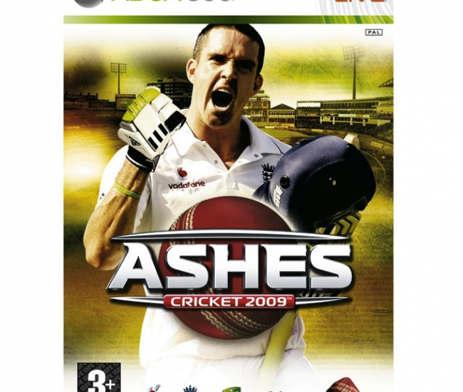 Ashes Cricket 2009 - X360