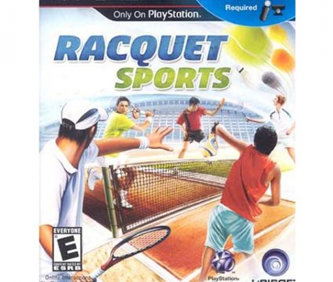 Racquet Sports (Move Compatible) PS3